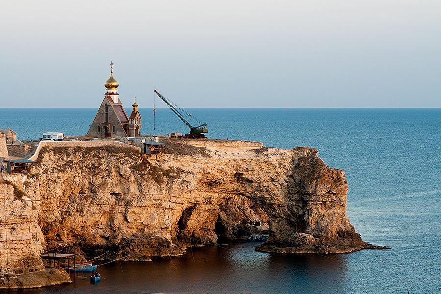 Мыс Тарханкут – достопримечательность Крыма