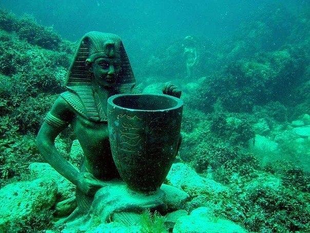 Подводный музей на Тарханкуте