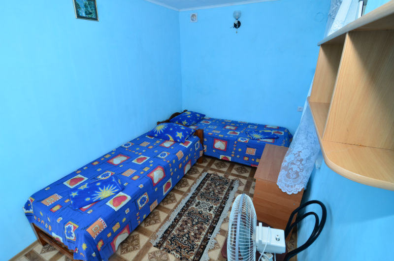 Недорогой отдых в Крыму - номер Аскет